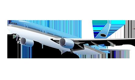transporte de corpo de aviao