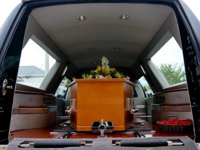 transporte funerario rodoviario